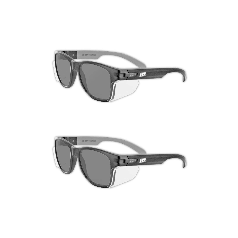 MAGID Y50BKAFGY Iconic Y50 Design Series Safety Glasses