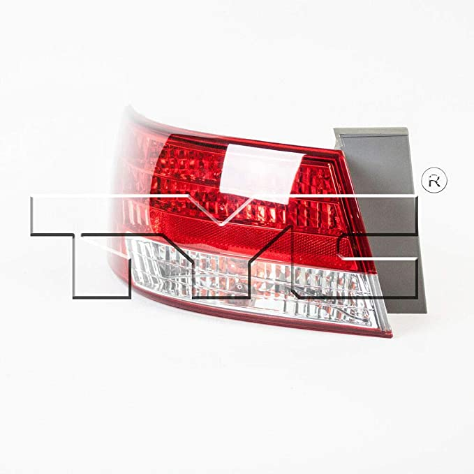 TYC 11-6296-00 Replacement Driver Side Tail Lamp for Hyundai Sonata