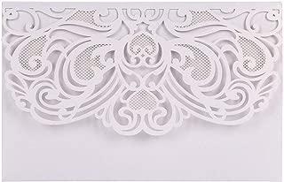 Best blind embossed wedding invitations Reviews