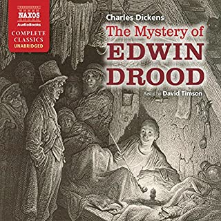 The Mystery of Edwin Drood cover art
