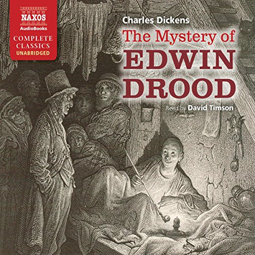 The Mystery of Edwin Drood  By  cover art