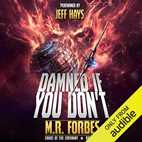 Damned If You Don't audiobook cover art