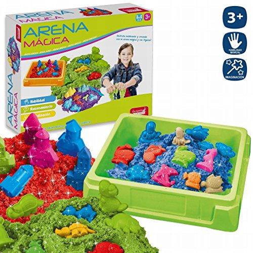 JUINSA- Juego Modeling Arena mágica y moldes (96183.0)