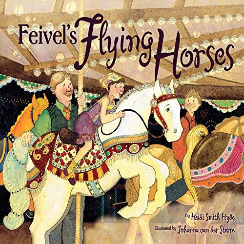 Feivel's Flying Horses copertina