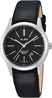 Alba Leather Casual Watch For WoMen , AH7911X
