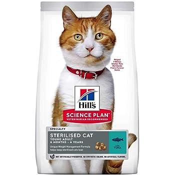 HillS C-54210, Alimento Seco para Gatos Jóvenes Esterilizados - 1.5 Kg: Amazon.es: Productos para mascotas