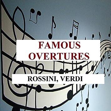 Famous Overtures - Rossini, Verdi