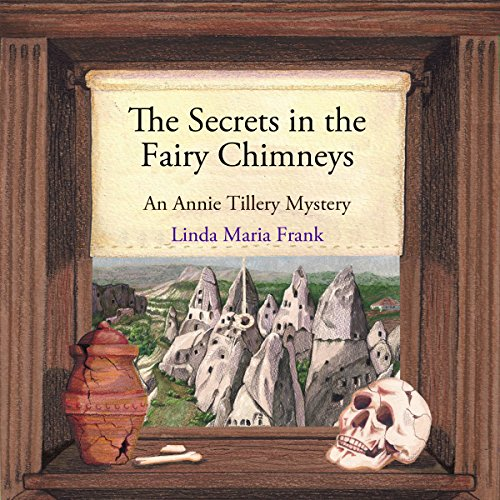 Secrets in the Fairy Chimneys audiobook cover art