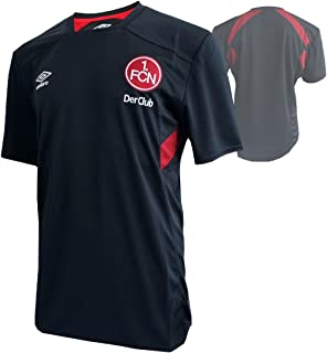 93d3469c2d77d Umbro 1.FC Nürnberg Training Football Jersey Maillot de Football pour Enfant  Noir du Club