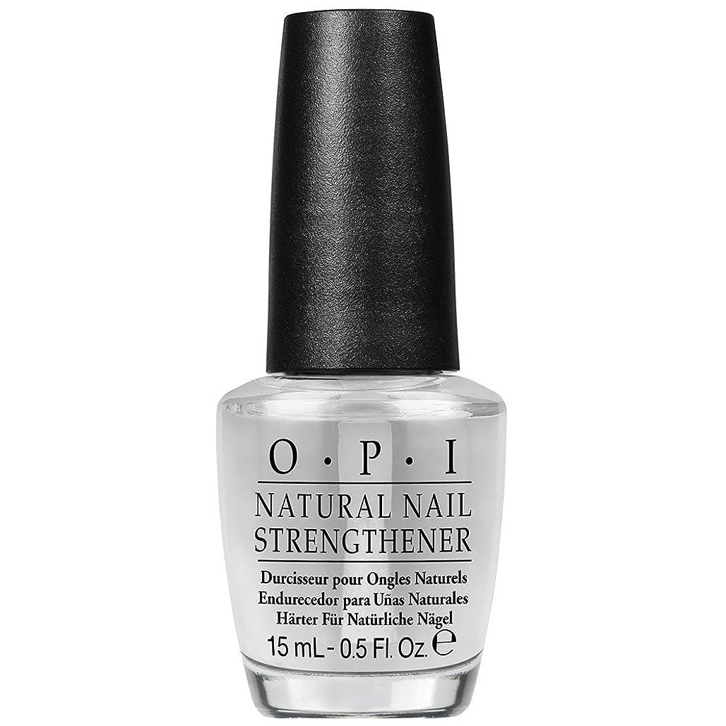ファイル偏見弓OPI(オーピーアイ) ナチュラルネイルストレンスナー