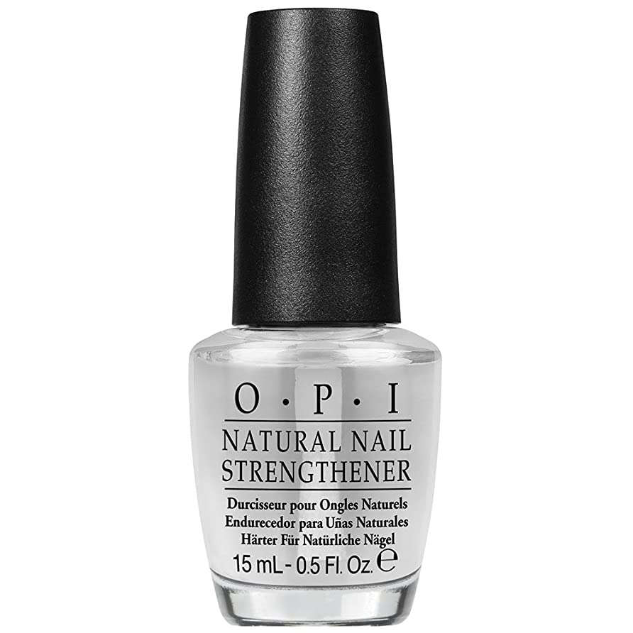 シュリンクデコラティブ付属品OPI(オーピーアイ) ナチュラルネイルストレンスナー
