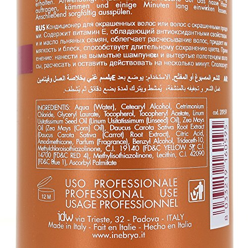 Inebrya Color Conditioner 1000 ml