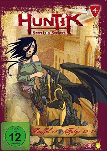 Huntik: Secrets & Seekers - Staffel 1.4, Folge 20-26