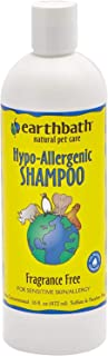 Earthbath Natural Hypo Allergenic Shampoo, 16 Oz
