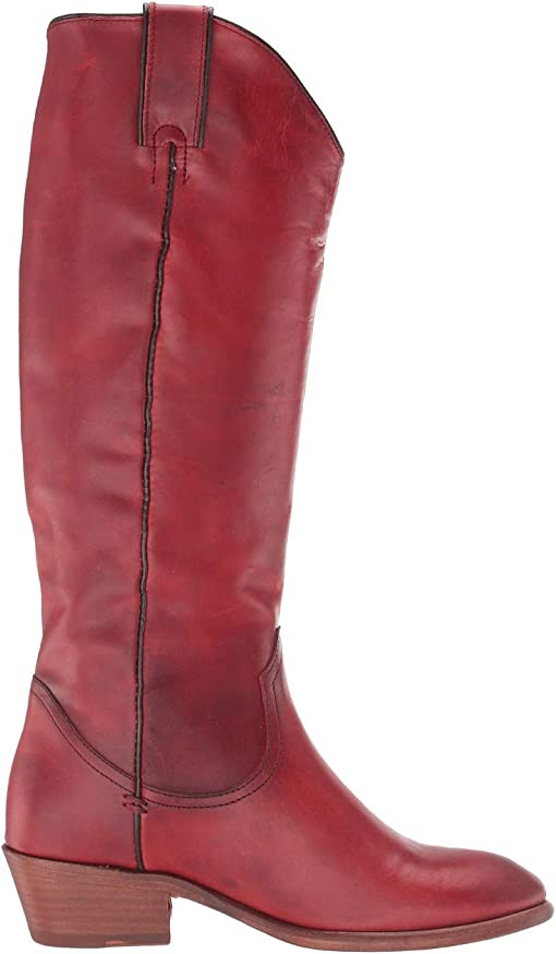 Crimson Leather Extended