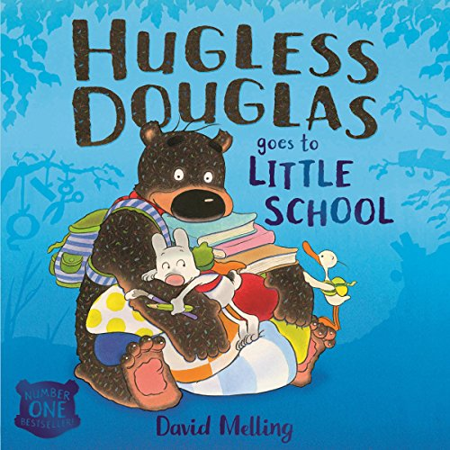 Hugless Douglas Goes to Little School cover art