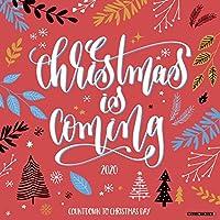 Christmas Is Coming 2020 Calendar: Countdown to Christmas Day