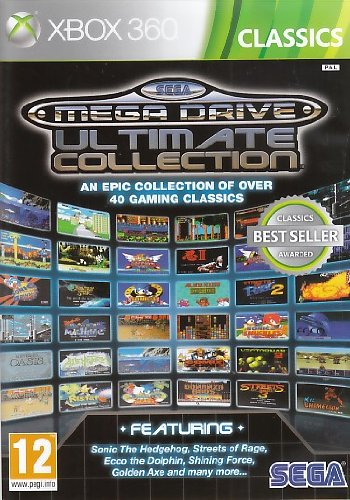 Sega Mega Drive Ultimate Collection Classics (Xbox 360) [ ]