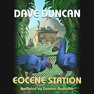 Eocene Station cover art