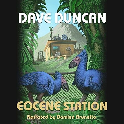 Eocene Station audiobook cover art