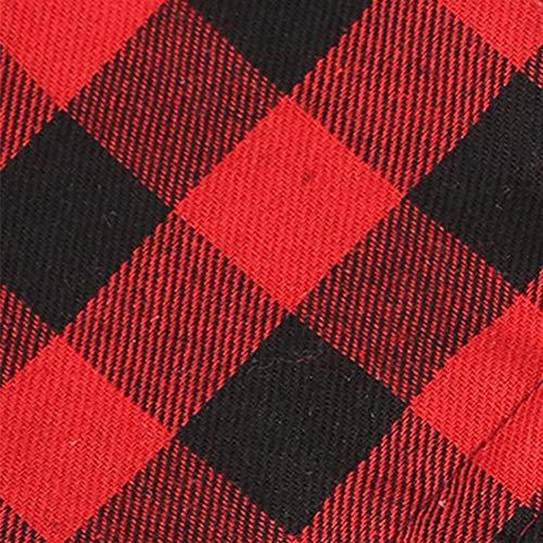 IENPAJNEPQN 5 Stück Tasche Cotton Beam-Schnür-kleine Tasche Candy Bag (Color : Red, Size : 10 * 14)