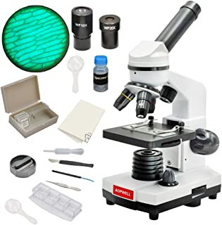 AOPWELL 顕微鏡 40X-800X
