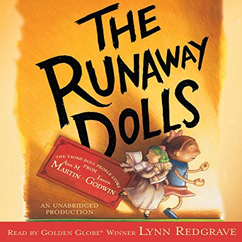The Runaway Dolls audiobook cover art