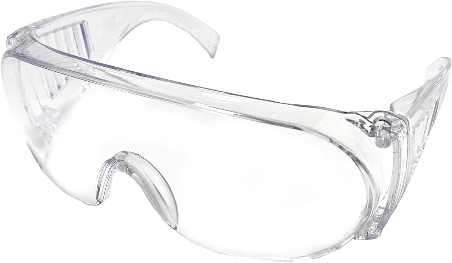 Oklahoma City Mall oval Anti-Fog Safety lowest price Goggles-Clear Protective Glasses And