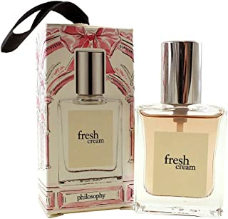 Philosophy Eau de Toilette Spray for Women, Fresh Cream, 0.5 Ounce