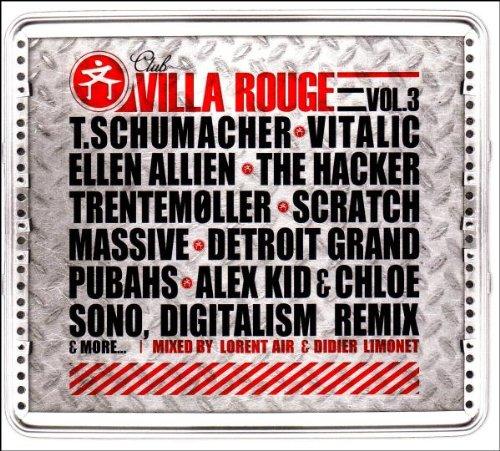 Villa Rouge Vol.3