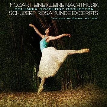 Mozart: Eine Kleine Nachtmusik & Schubert: Rosamunde Excerpts