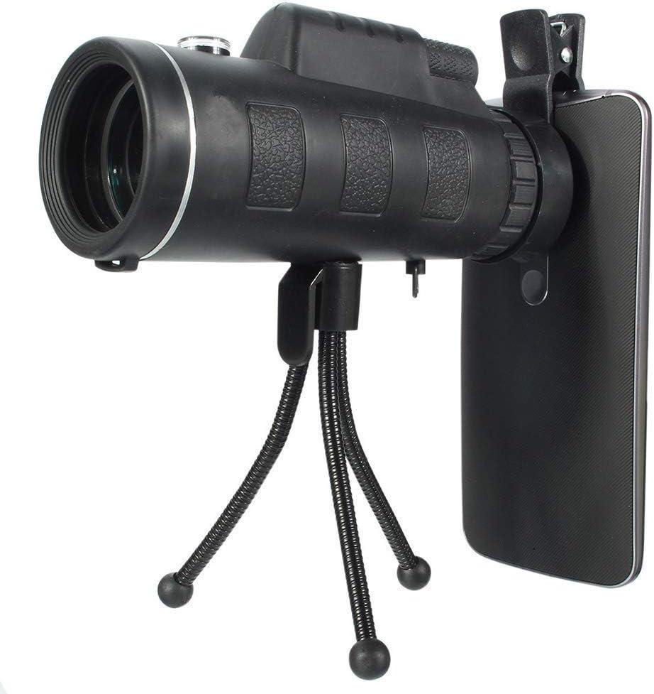 HD 40X60 Optic Nashville-Davidson Mall Monocular Telescope D Credence Vision Night Travel Outdoor