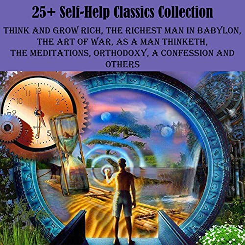 25+ Self-Help Classics Collection cover art