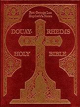 Haydock Douay-Rheims Catholic Bible