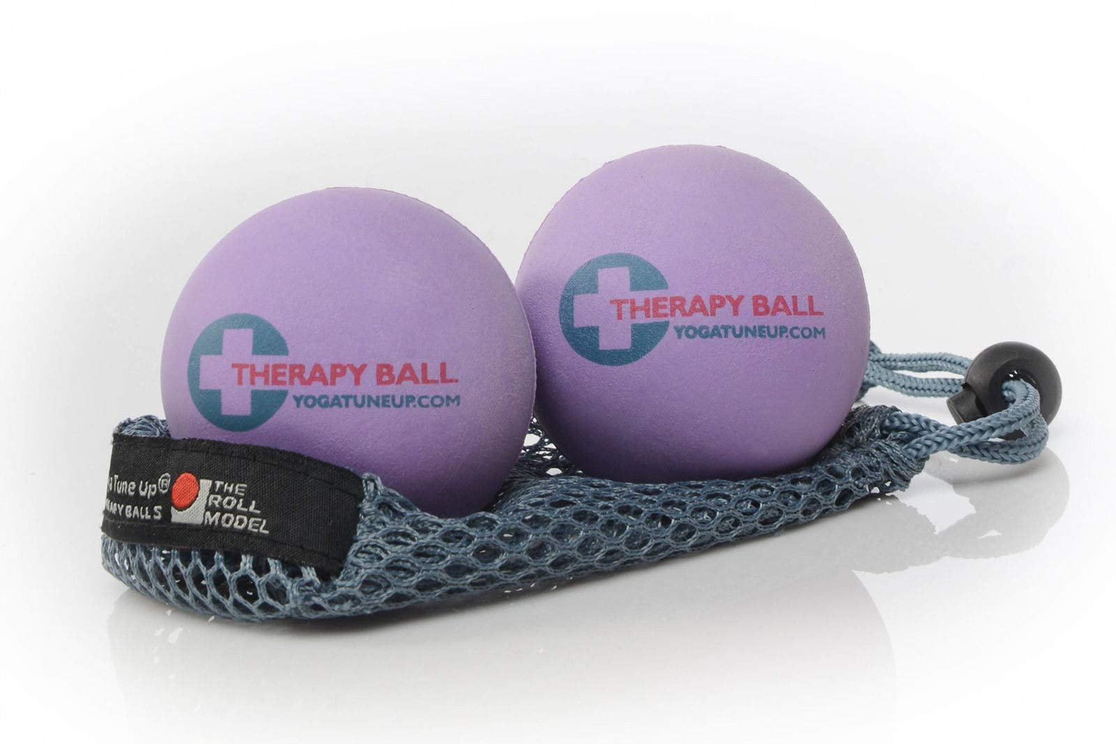 Yoga Millers Therapy Balls Purple