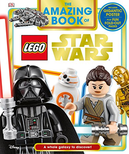 Download The Amazing Book of LEGO Star Wars: A Whole Galaxy to Discover! (Dk Lego Star Wars) 1465455418