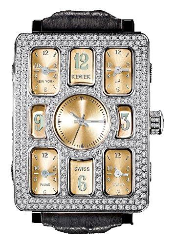[アイステック] 腕時計 5TZ1-C4 Quintempo 1 Gold 正規輸入品