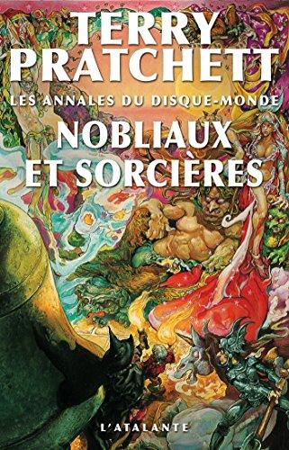 Nobliaux et sorcières: Les Annales du Disque-monde, T14