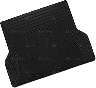 Cargo Floor Mats Black - Zone Tech Trimmable for Custom Fit