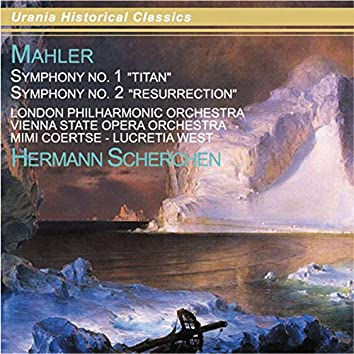 Mahler: Symphony No. 1 & 2