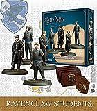 Knight Models Juego de Miniaturas Harry Potter Ravenclaw Students English