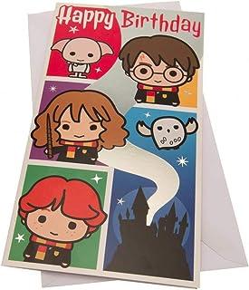 Harry Potter Kartka urodzinowa