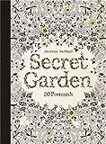 Secret Garden: 20 Postcards (Laurence King Publishing)