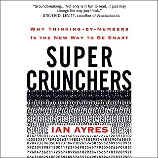 Super Crunchers cover art