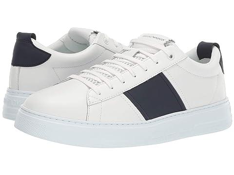 Emporio Armani Classic Stripe Sneaker