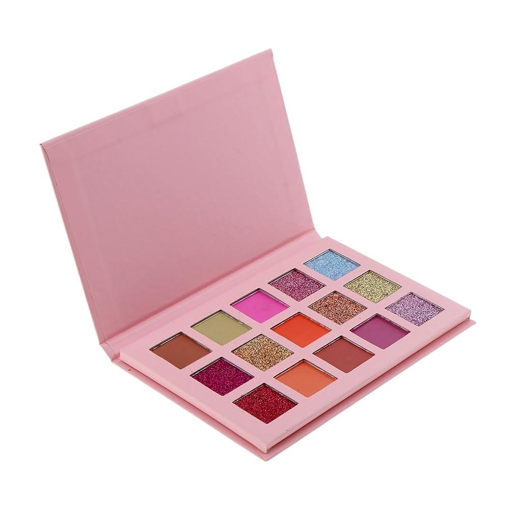 踊り子パニック答えT TOOYFUL アイシャドーパレット 15色 メイクアップパレット カラーメイク アイメイク 長持ち 高品質