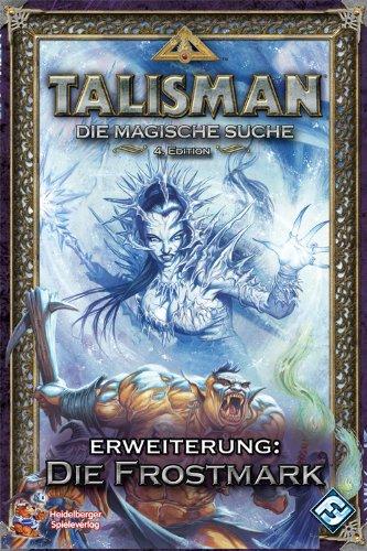 Pegasus Spiele Heidelberger HE303 - Talisman, Die Frostmark - Erweiterung