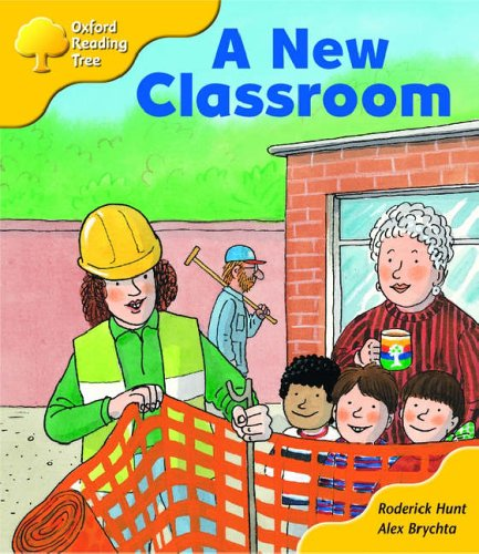 Oxford Reading Tree: Stage 5: More Storybooks: a New Classroom: Pack Bの詳細を見る