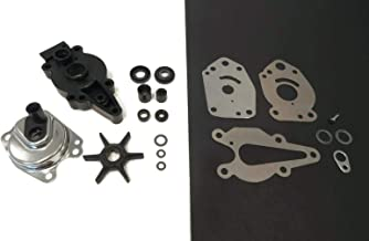 The ROP Shop | Water Pump Kit for 1993, 1994, 1995, 1996, 1997, 1998 Mercury 2-Stroke, 15HP, 0B292414