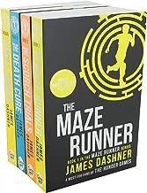The Maze Runner Series Set of 4 Books by James Dashner - Paperback